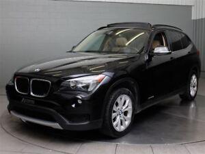 2013 BMW X1 XDRIVE MAGS TOIT PANORAMIQUE CUIR