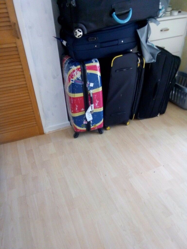 Big suitcases for sale good condition | in Glenrothes, Fife | Gumtree