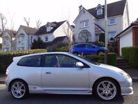 SPRING/SUMMER SALE!! (2005) HONDA Civic Type-R i-VTEC FACELIFT (AC) MODEL FREE DELIVERY/MOT/TAX/FUEL