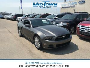 2013 Ford Mustang Coupe V6