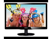 Philips 21.5 inch LCD Monitor with LED backlight