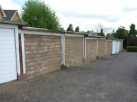 Lockup and leave garage in Long Ditton
