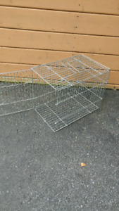 Small Pet dog cat crate cage