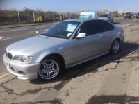BMW 3 Series 2.0 318Ci Sport 2dr,LOW MILAGE,FULL VOSA HISTORY CLEAN CAR QUICK SALE