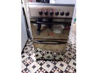 Indesit Electric Cooker With Ceramic Plates With Free Delivery