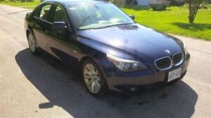 2005 BMW 5-Series 545 Dinan 5 SELL OR TRADE (for dirt bike)