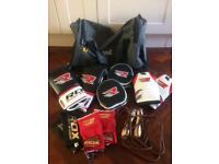 RDX Boxing Gloves & Kit