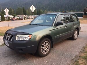 Forester 2008