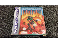 Doom - Boxed Gameboy Advance Game