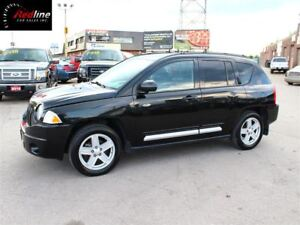2009 Jeep Compass North Alloys-Accident Free-Great Buy