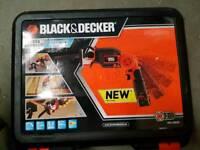 Black and Decker saw