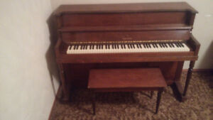 Nice sounding piano... Taking offers