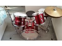 Set Of Childrens Drums, Good Condition.