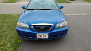 2005 Elantra, for sale for parts