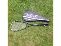 Child sized squash racket
