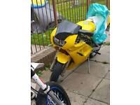 Sachs xtc 125cc