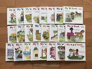 Letter Books for Kids (by Jane Belk Moncure)