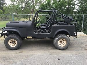 1978 Jeep CJ7 done up ultra low kms only 10k