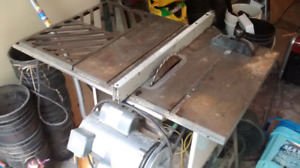Rockwell table saw 220 volt