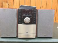 Sony DAB radio/ cd/MP3 player in good condition