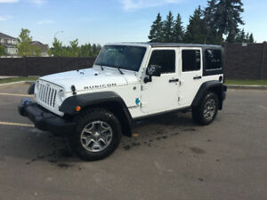 2014 Jeep Wrangler Rubicon Edition