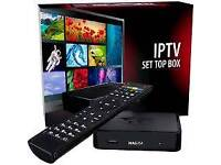 Iptv best and reliable around get 24 hour