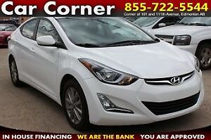 2016 Hyundai Elantra SE/FUEL EFFICIENT/LIKE-NEW/FACTORY WARRANTY