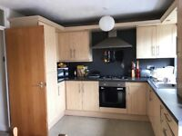 A double room is available to rent in a beautiful four bedroom house with the perfect location