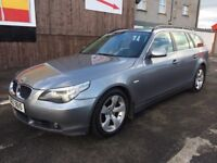 2005 BMW 525d se touring,manual,leather(mercedes.audi.volkswagen.ford.vauxhall)
