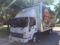 Distributeur Indépendant: Route de pain (Pom Villagio Bon Matin)