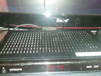 Hitachi Freview Box With 5500gb Hdd