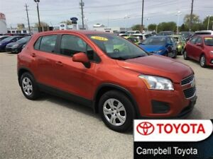 2014 Chevrolet Trax LS LOCAL TRADE--POWER WINDOWS & LOCKS