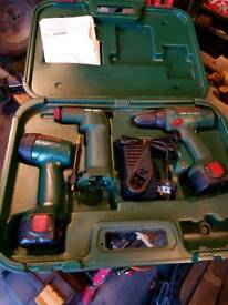Bosch Combo set