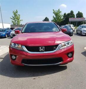 2015 Honda Accord Coupe EX-L with NAVI