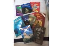 Collection of Scottish Guide and History Books