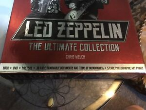 Led Zeppelin The Ultimate Collection