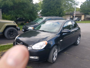 2008 Hyundai Accent GL w/Sport Pkg Coupe (2 door)