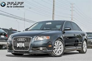 2008 Audi A4 2.0T Sdn 6sp at Tip Qtro Price Firm