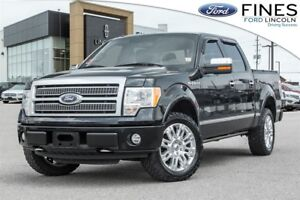 2010 Ford F-150 Platinum - YOU CERTIFY & YOU SAVE!