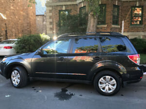 2010 SUBARU FORESTER - The Perfect Winter Companion @ $ 8 500