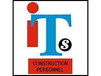 Labourer CSCS - Swadlincote - £11.00 per hour - Imm Start