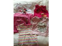 Bundle of Girls Clothes 12-18 mths