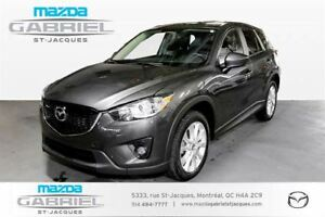 2014 Mazda CX-5 GT AWD +CAMERA DE RECUL+BLUETOOTH+CRUISE