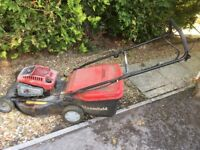 Mountfield model SP530 mower for spares or reconditioning free