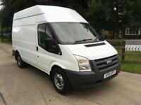 Ford Transit T350, Mwb, High Roof, Workshop Van, NO VAT