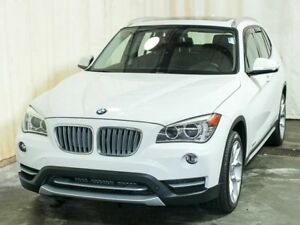 2014 BMW X1 xDrive35i AWD w/ Leather, Panoramic Moonroof