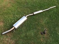Classic mini RC40 Stainless exhaust