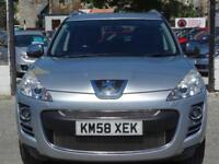 2008 Peugeot 4007 2.2 HDi GT 5dr