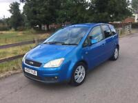 2007 Ford C-Max 2,0 litre diesel 5dr 2 owners