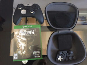 xbox elite controller with fallout 4